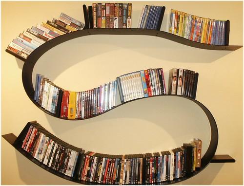 Kartell DVD Worm