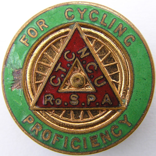 Cycle Proficiency Badge