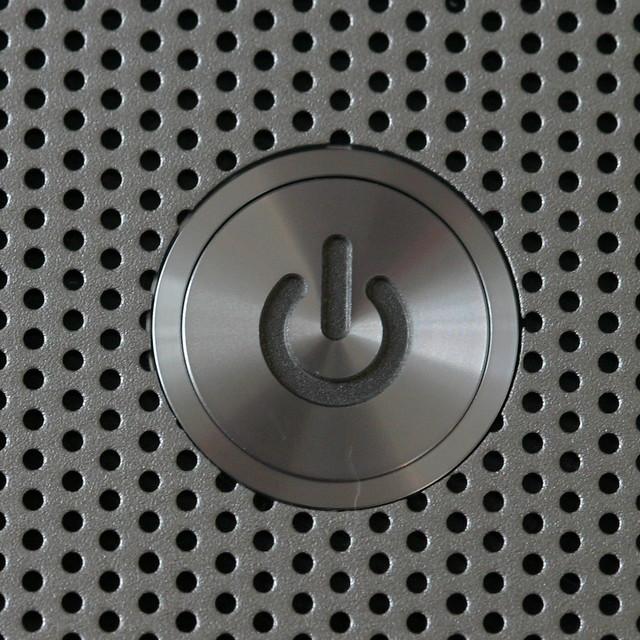 PowerBook Power Button