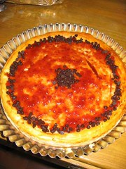 pie, baked goods, tart, food, dish, cuisine, quiche,