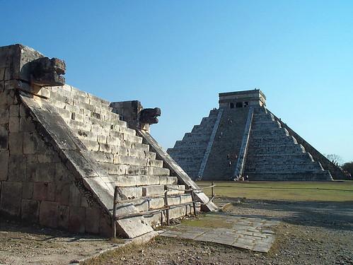 Mayan kids, Mani, Yucatan