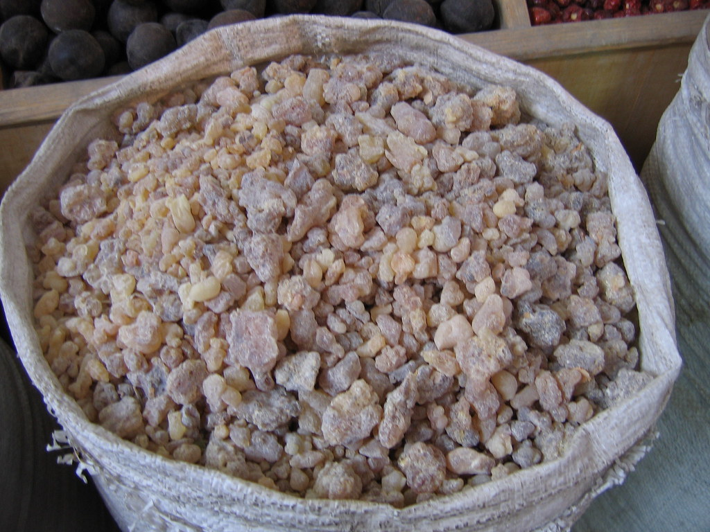Another Bag of Frankincense