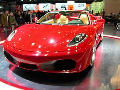 automobile(1.0), vehicle(1.0), performance car(1.0), automotive design(1.0), auto show(1.0), ferrari f430(1.0), land vehicle(1.0), luxury vehicle(1.0), supercar(1.0), sports car(1.0),