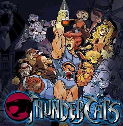 Thunder Cats on Thundercats   Ho      Flickr   Photo Sharing