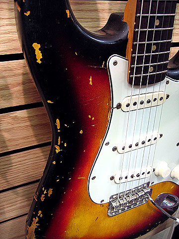 Photo:stratocaster By fictures