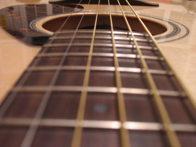 Photo:yamaha guitar upclose By Joseph *