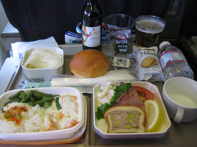 Best Airline Food Buzzfeed