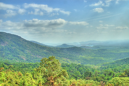 Western Ghats in Goa