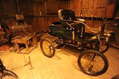 Carl Breer steam car 1901