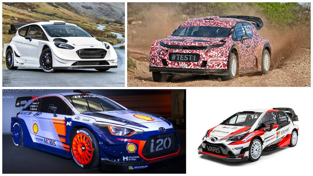 Carsdrive Cordoba Asi Son Los Autos De Rally 2017 Carsdrive Cordoba