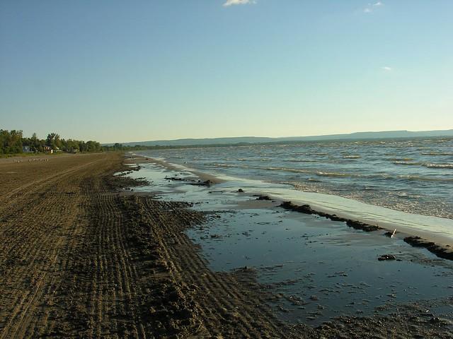 пляж васага