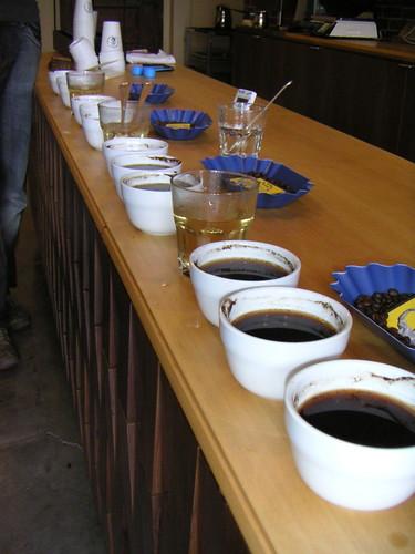 low acid coffee