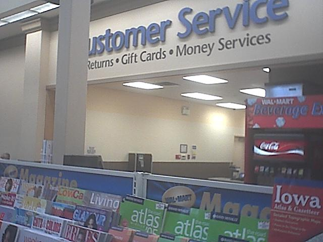 Gallery For Walmart Customer Service