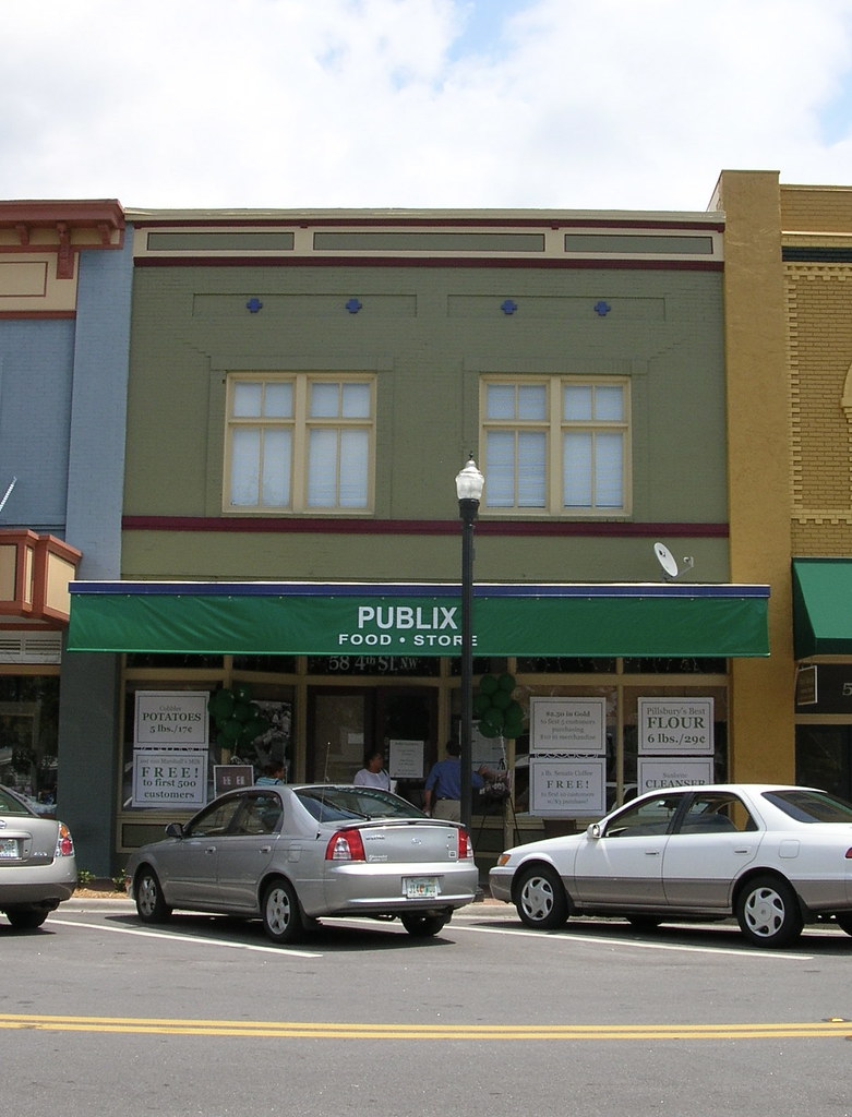The Original Publix Food Store