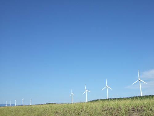 NOSHIRO wind power station