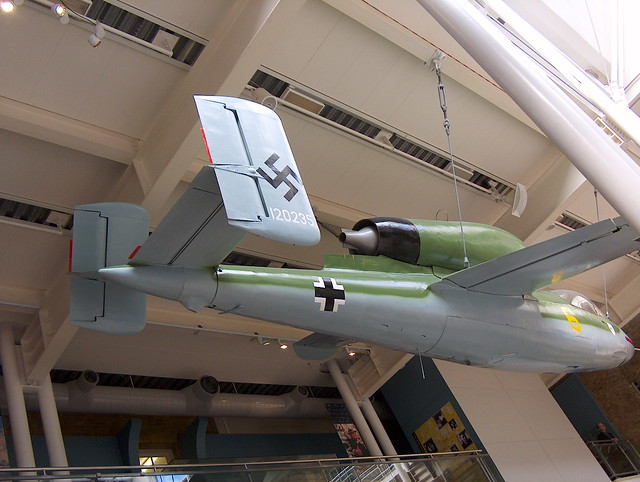 Heinkel He162 @ Imperial War Museum