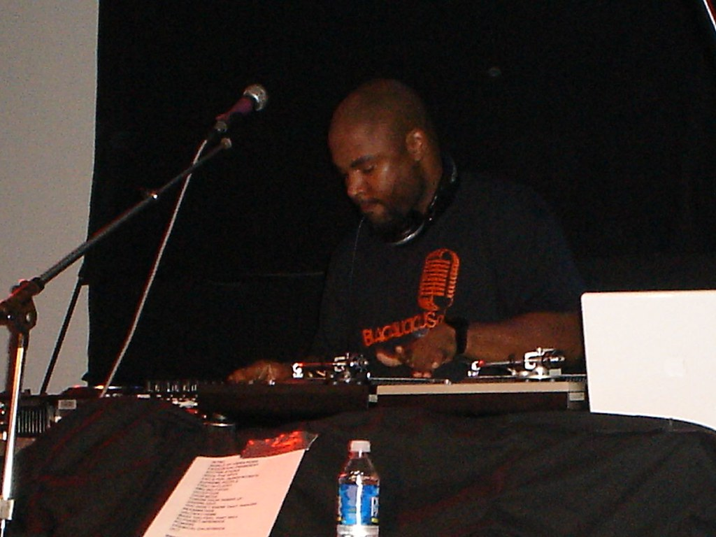 Chief Xcel of Blackalicious