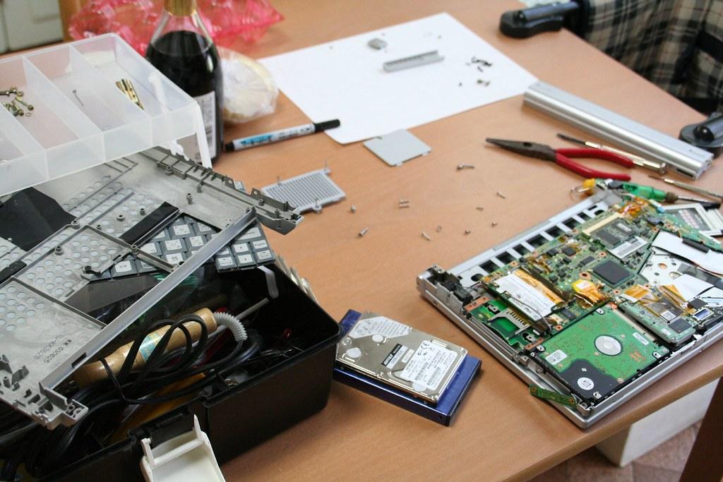 Broken PC