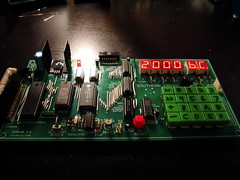 Completed Southern Cross 1 Z80 System