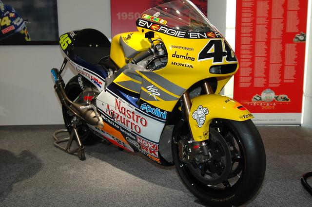 Valentino Rossi's Honda MotoGP bike   Flickr - Photo Sharing!