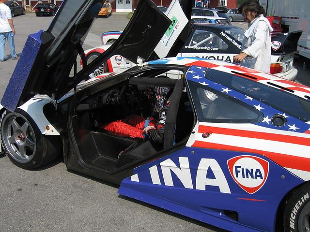 Bmw Mclaren Race Car Gt