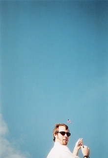 aaron ruell, kite flyer