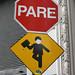 Stop...dancing?