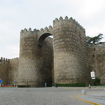 Fortress Walls at Avila