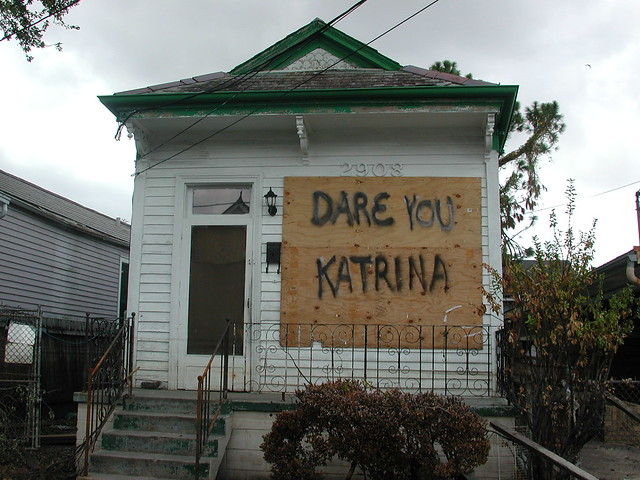 Dare You Katrina