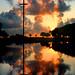 Sunrise at Nombre de Dios Mission by eye2eye
