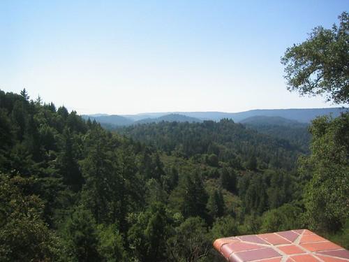 Byington view of Santa Cruz
