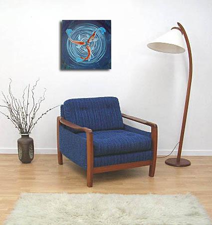 Contemporary furniture modern design office furniture for Koi furniture