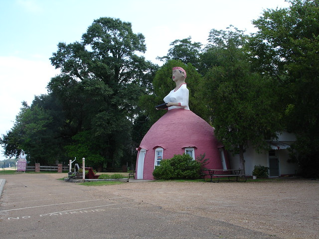 Mammy's Cupboard, Natchez MS