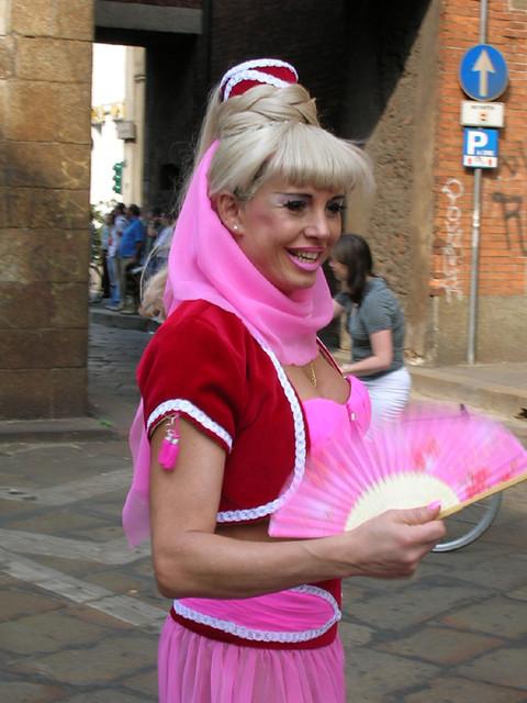 Strega per Amore. Al Gay Pride 2005 a Milano ho conosciuto Margot, ...