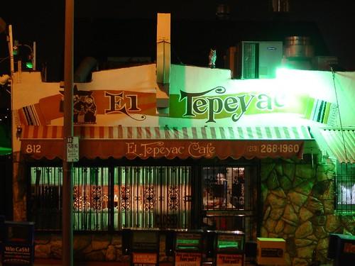 El Tepeyac Café