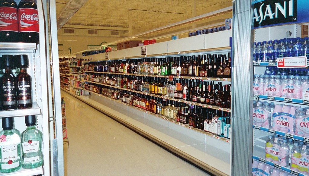 Aisle #2 ... Pick Your Poison! ;)