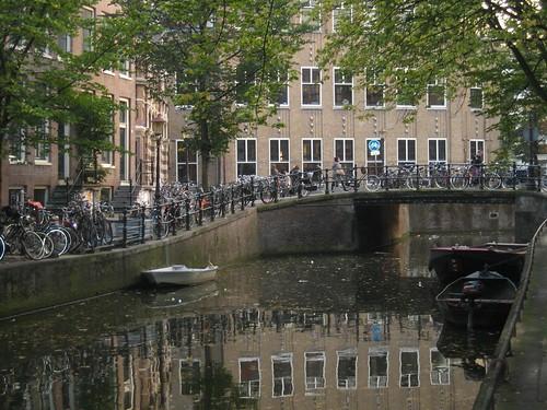 Bikes & water