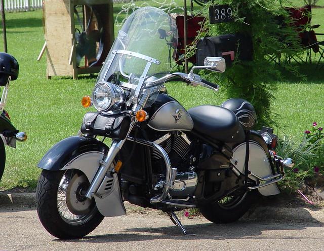 Kawasaki Vulcan Have Synchromesh Gears