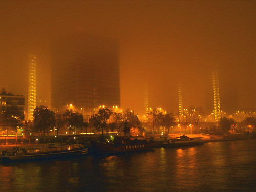 BNF lost in fog