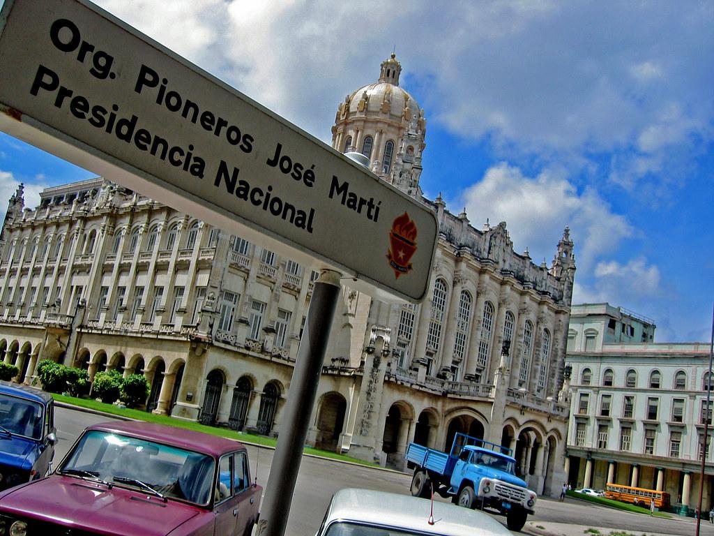 Havanna - Museo de la Revolución