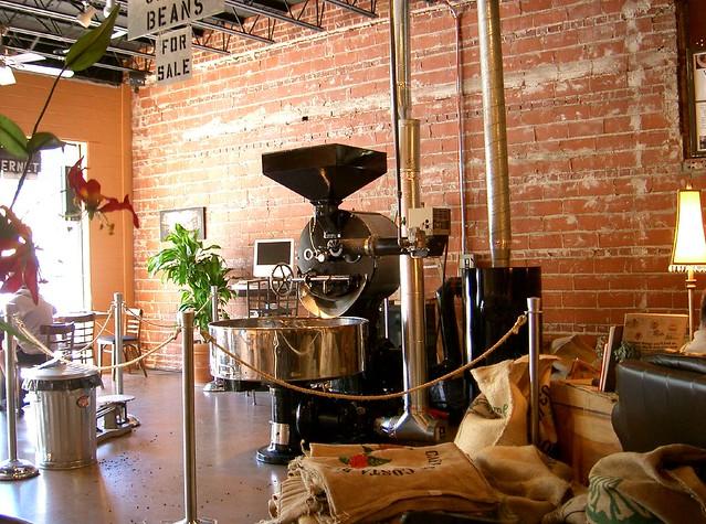 C S Coffee Roaster
