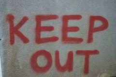 Concrete Warning