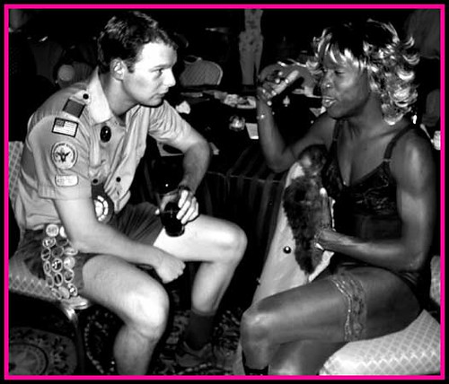boyscout-dennis-rodman. gayest situation in the world