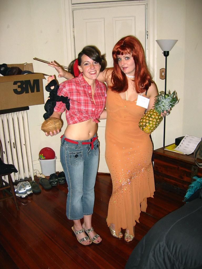 ginger halloween costume ideas the