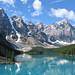 Moraine Lake by jauderho