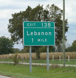 Lebanon 1 Mile