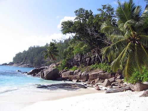 Seychelles - Mahe - Petite Anse
