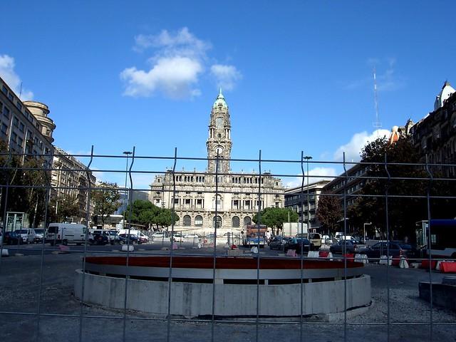 avenida dos aliados - Porto