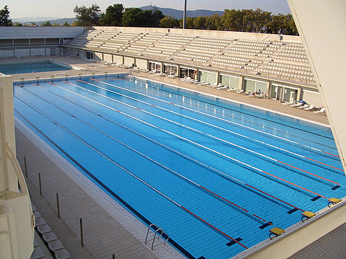 Olympic Pool - Barcelona