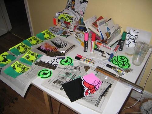 desk pen